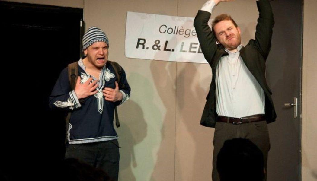 Let's go for a comedy show : «La Folle Histoire de France»