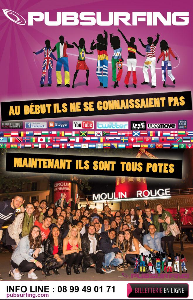 FLYER pubsurfing2015 1 659x1024 - Pubsurfing : Un nouvel Afterwork tendance importé des Usa !!! Ré-inventé made in Paris