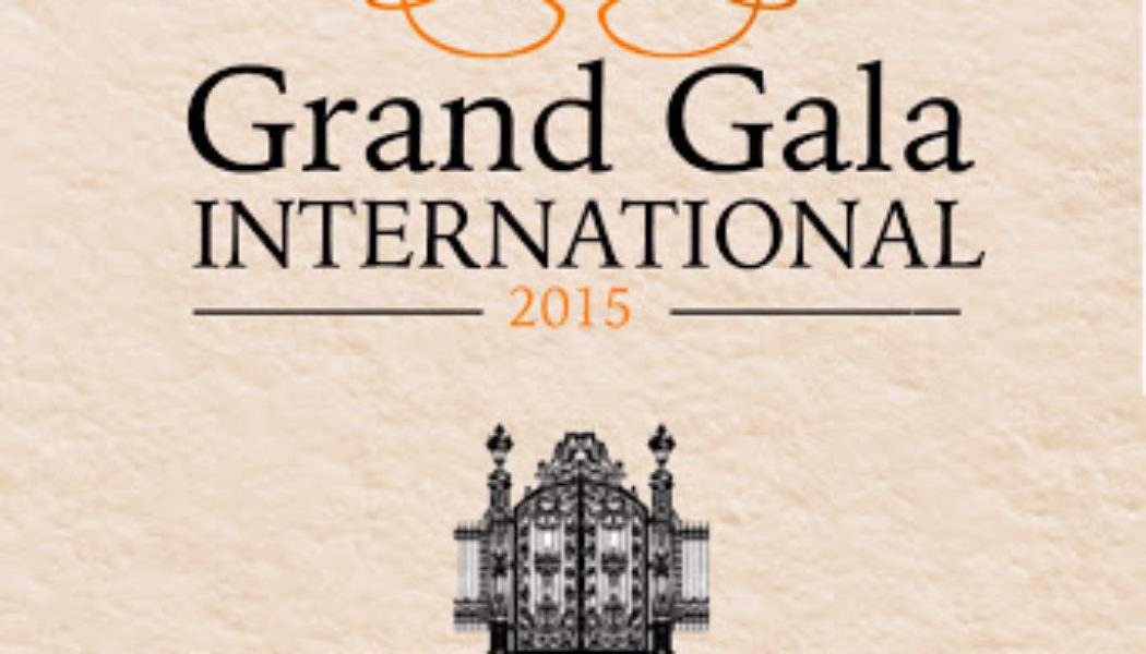 Grand Gala international @L'­Elysée lounge PARIS