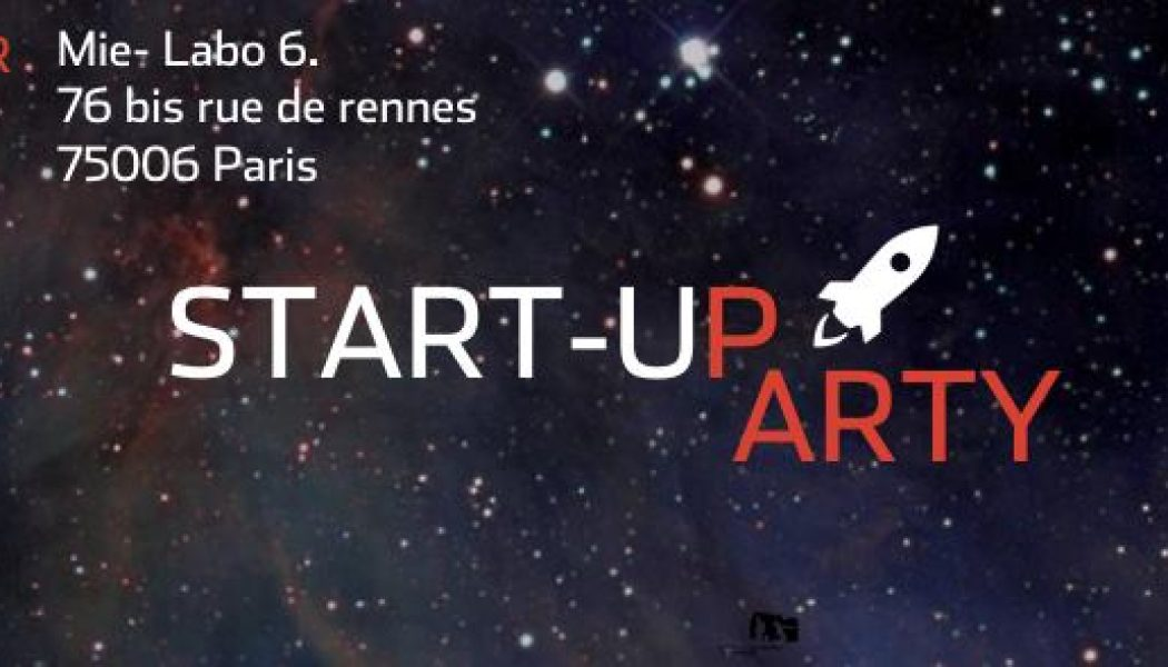 Start-up Party, a meet up of innovation and inspiration !